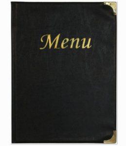 Menukaart van Allround Catering De Dikke Veldkeuken